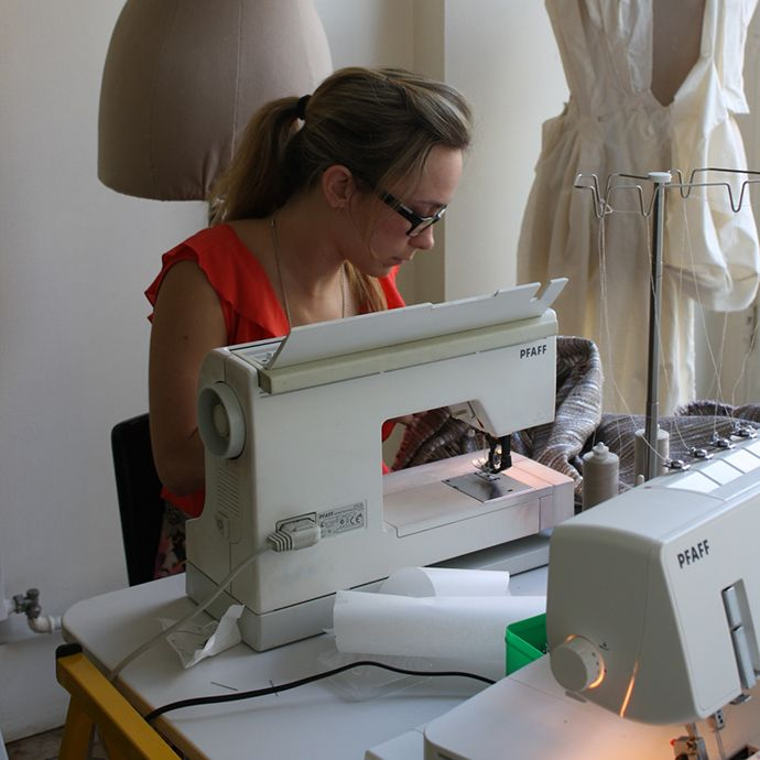 AOF MasterClass 4-week 2013 - time to sew with Patricia Fumo from Venezuela