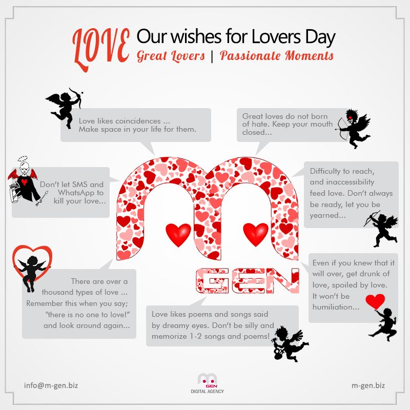 Our Wishes for Lovers Day:)