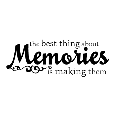 The Best Thing About Memories Is Making Them Scroll