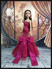 "PKPP-614 Tonner Ellowyne Princess Mermaid Evening Gown dress outfit dolls 16"""