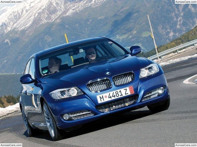 BMW 335d BluePerformance (2009) | BMW