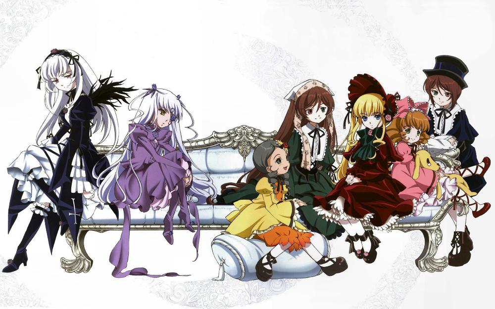 Rozen Maiden wallpapers, Anime, HQ Rozen Maiden pictures