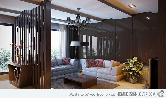 15 Beautiful Foyer Living Room Divider Ideas Part 10