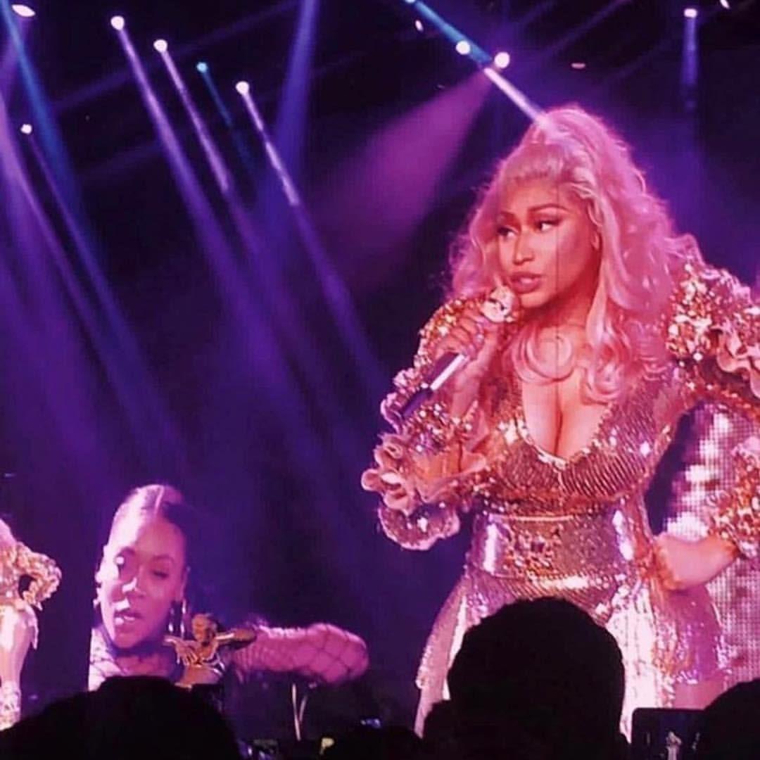 Nicki Minaj Stockholm