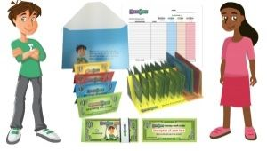 EarnSum Money & Envelope System. EarnSum; Educational Products: Ages 9 to 12