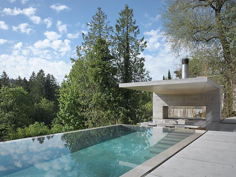 Brunner Architekten roger brunner architekt swimming pool küsnacht 2012 pools