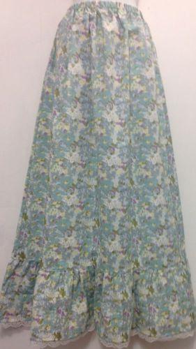 M-L-Colonial-SKIRT-Prairie-skirt-Pioneer-Trek-skirt-Reenactment-Frontier-Woman