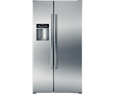 Bosch Home Appliances Products Refrigerators Freestanding Refrigerators B22cs3 American Style Fridge Freezer American Fridge Freezers Refrigerator Sale