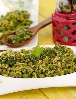 Vatana muthia nu shaak gujarati recipe fresh coriander green vatana muthia nu shaak gujarati recipe fresh coriander green peas and coriander forumfinder Gallery
