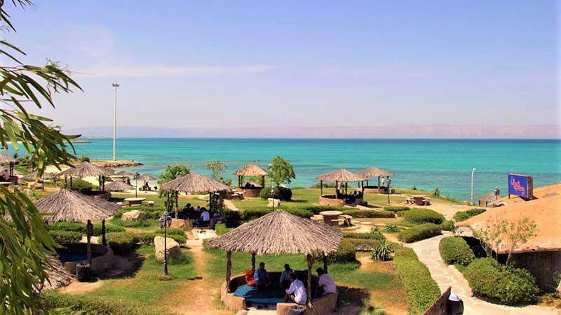 جزيرة كيش إيران Outdoor Greek Islands Patio Umbrella