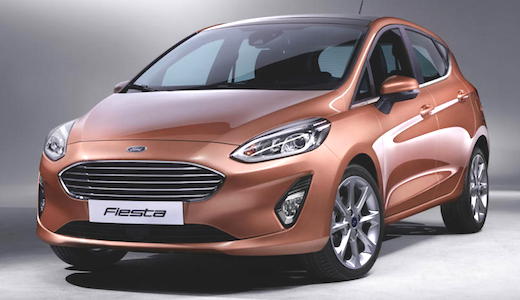 2019 Ford Fiesta Rs Review And Redesign Ford Carro Mais Vendido New Fiesta