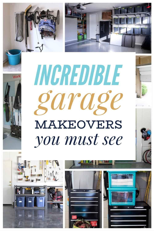 How To Plan A Garage Design Garage Makeover Garage Design