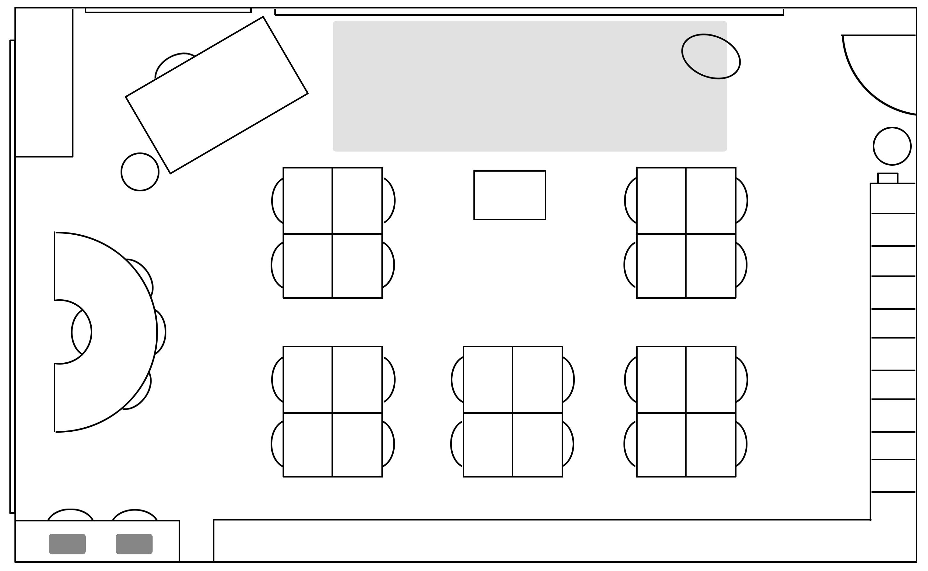Classroom Seating Arrangment
