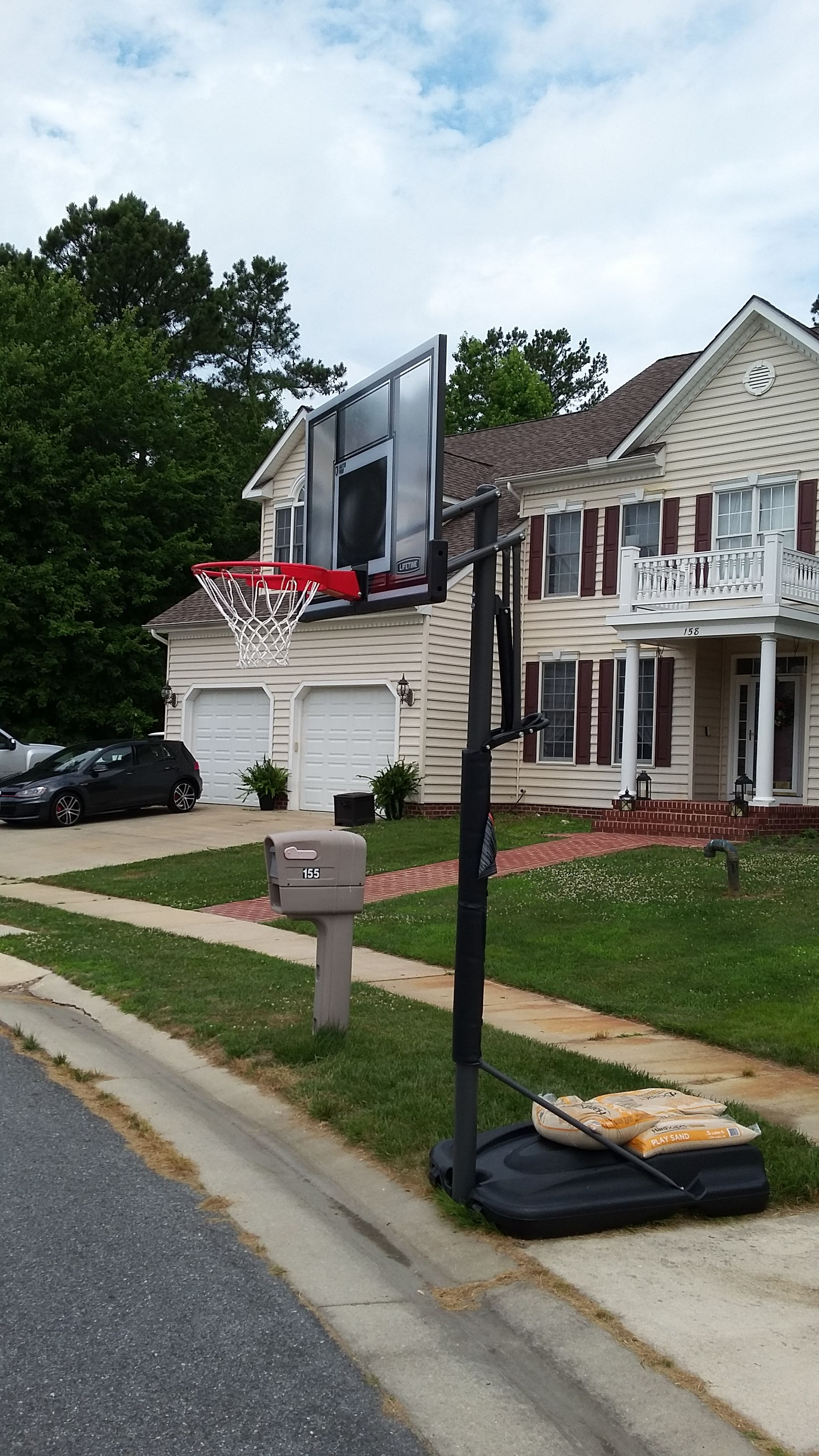 Basketball Hoop Assemblers Call 240 764 6143 In Woodbridge By Furniture Assembly Experts In 2021