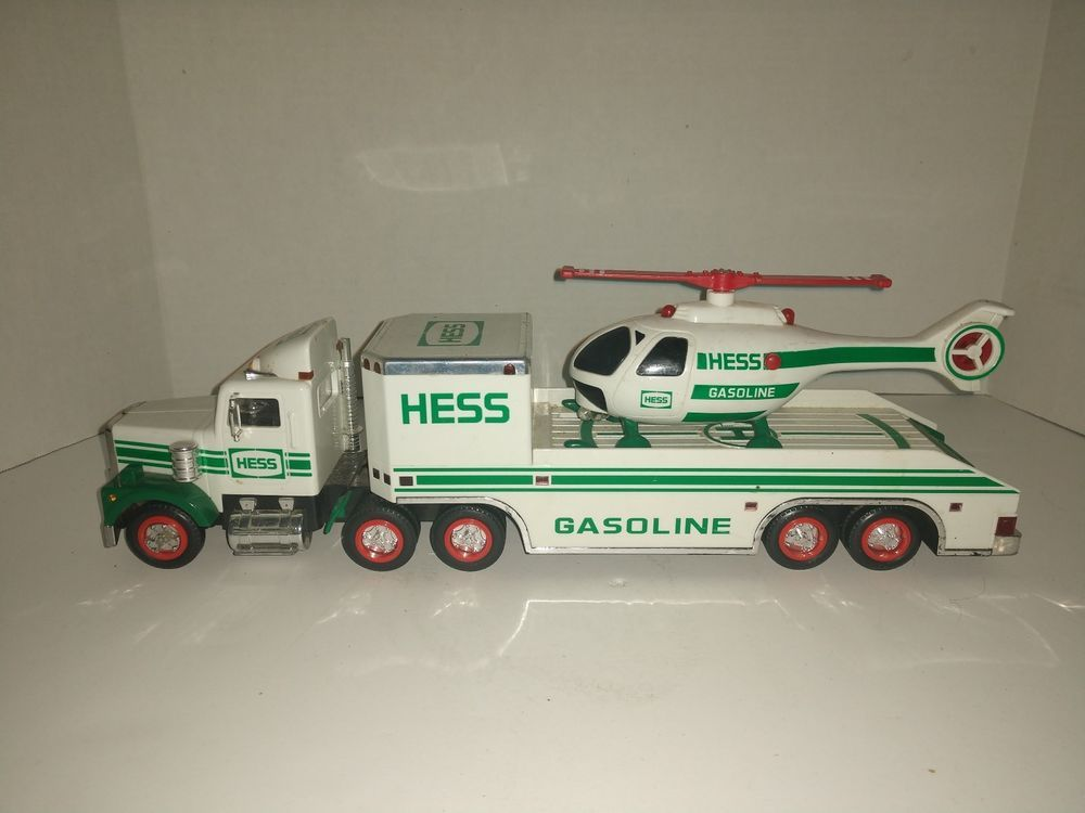 2002 Hess Toy Truck and Airplane NEW IN BOX  MINT CONDITION  FREE SHIPPING