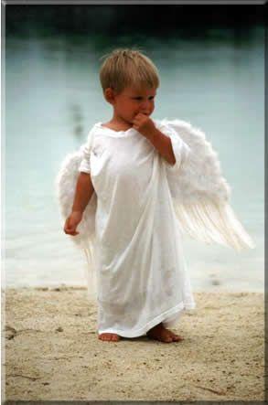 7366aa549a7 Little angel boy<3 | Little Angels!!!!! | Boys angel costume, Angel ...