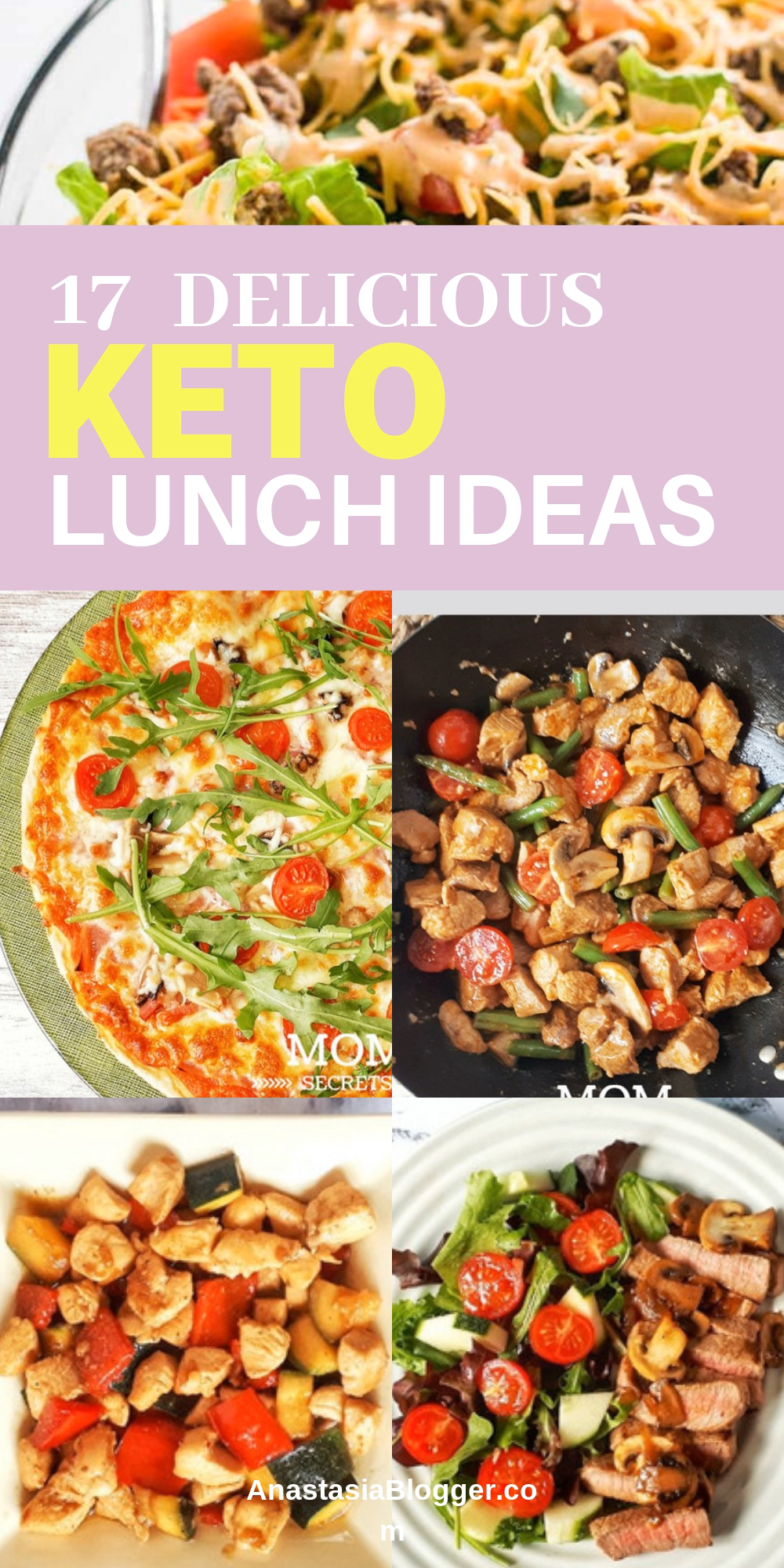 Photo of CHEAP KETO LUNCH IDEAS FOR WORK – EASY MEAL PREP FOR KETOGENIC DIET