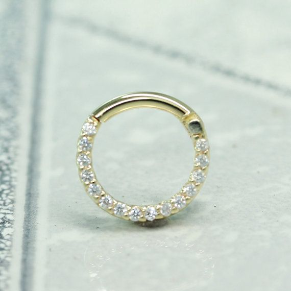 Iu0027d Take This Over A Wedding Ring Any Day: 14 Carat Solid Yellow
