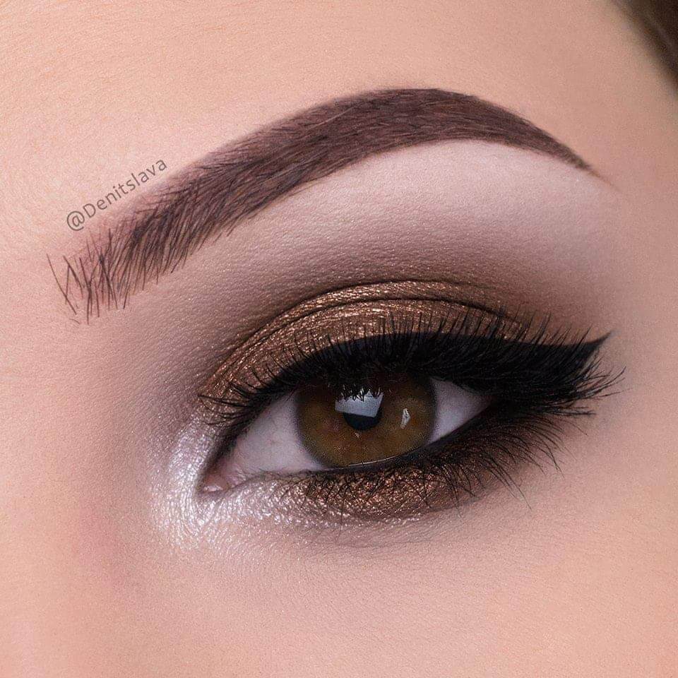 Pin by صورة و كلمة on مكياج Makeup Denitslava makeup