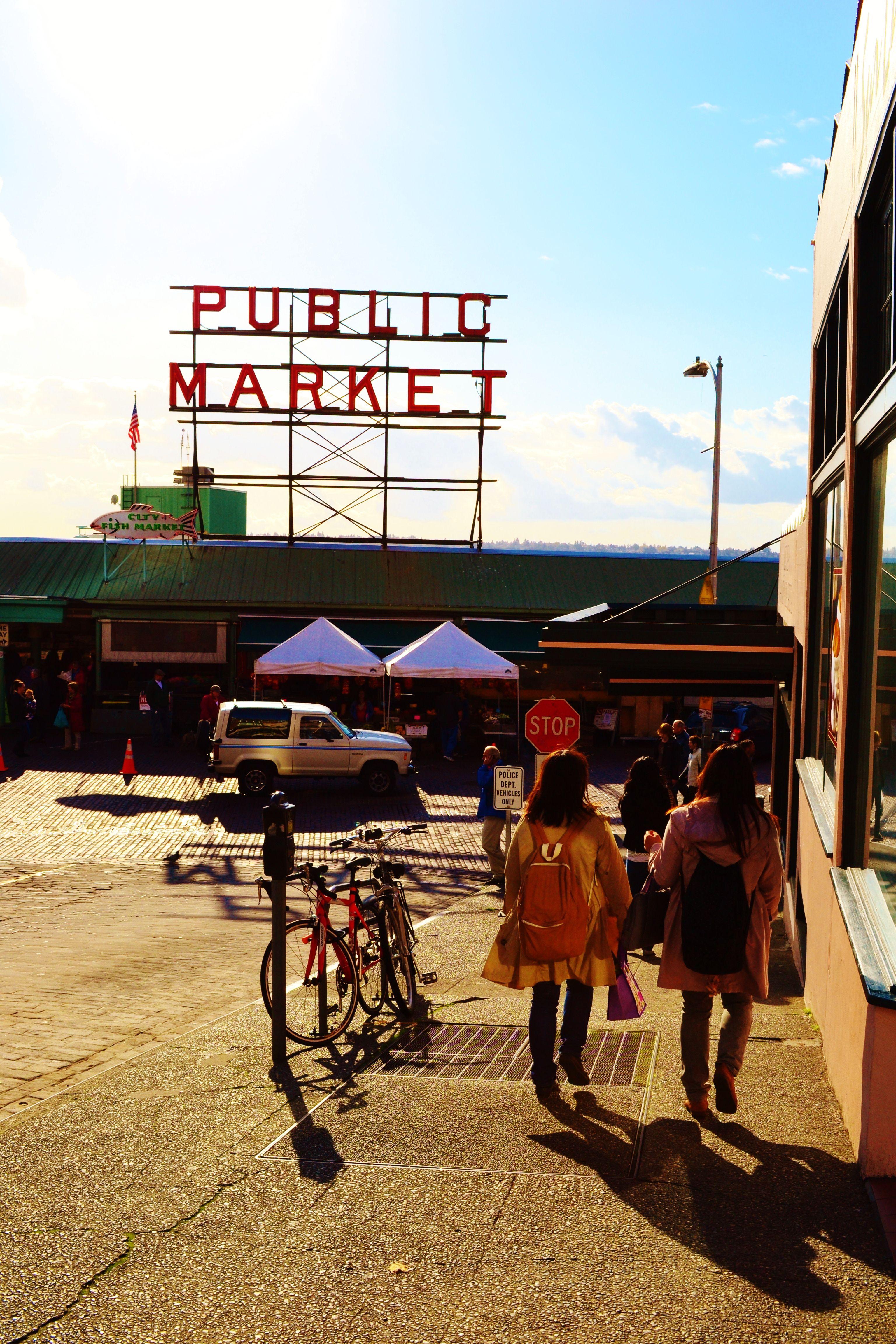 Pike Place Seattle u003c3 Pike Place Seattle