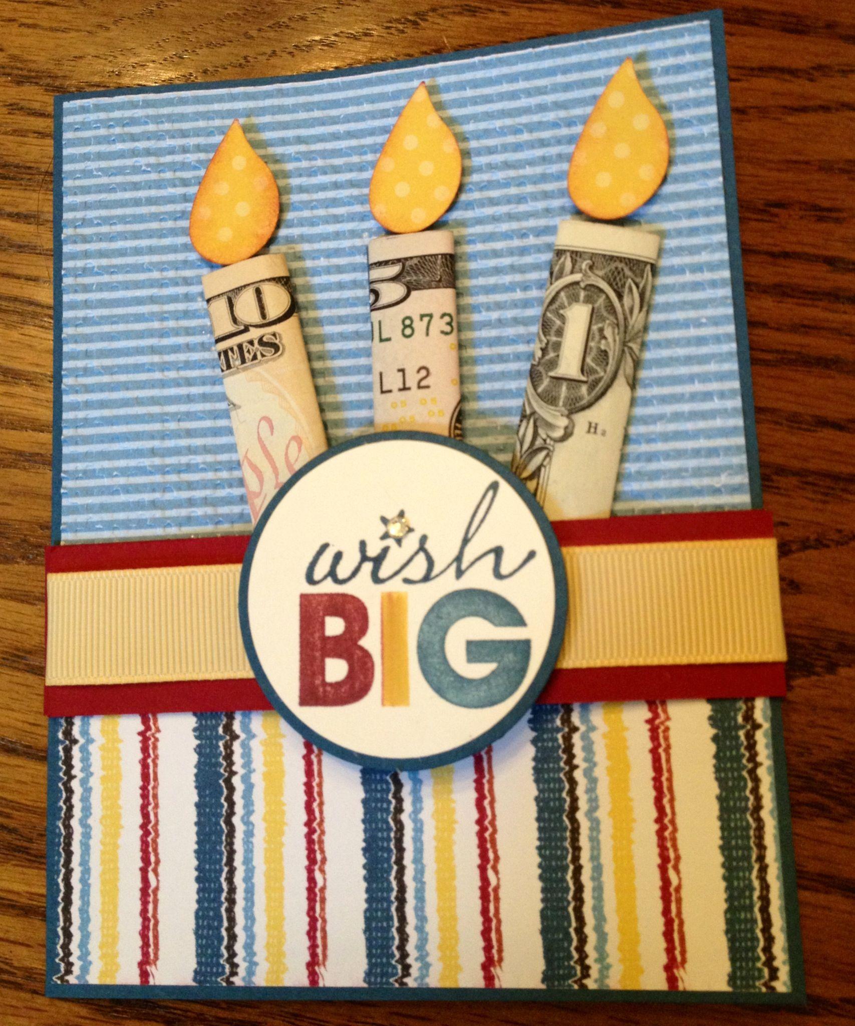 Word Play / 16th Birthday. Card By Carol Dennison