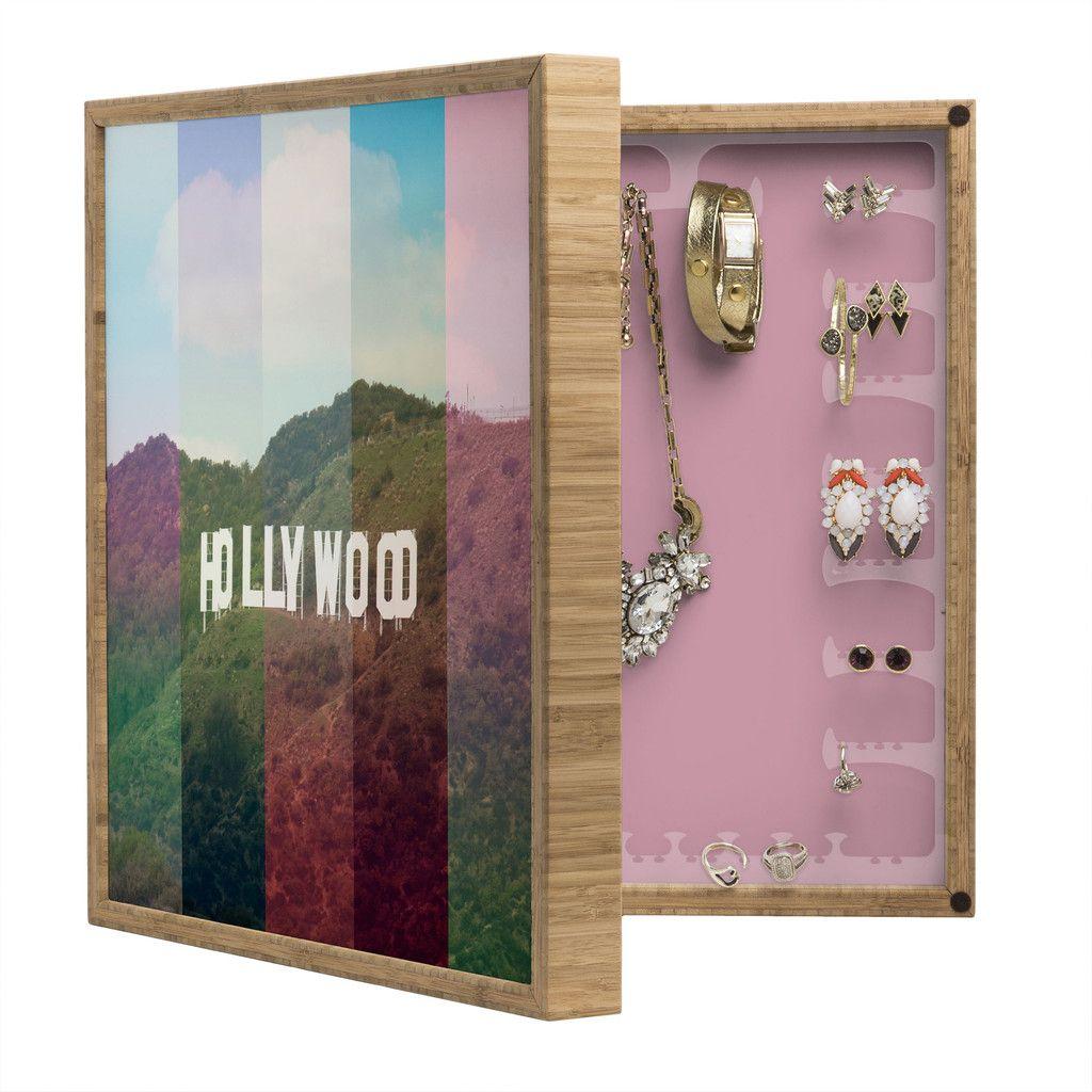 Catherine McDonald Hollywood California BlingBox Petite | DENY Designs Home Accessories