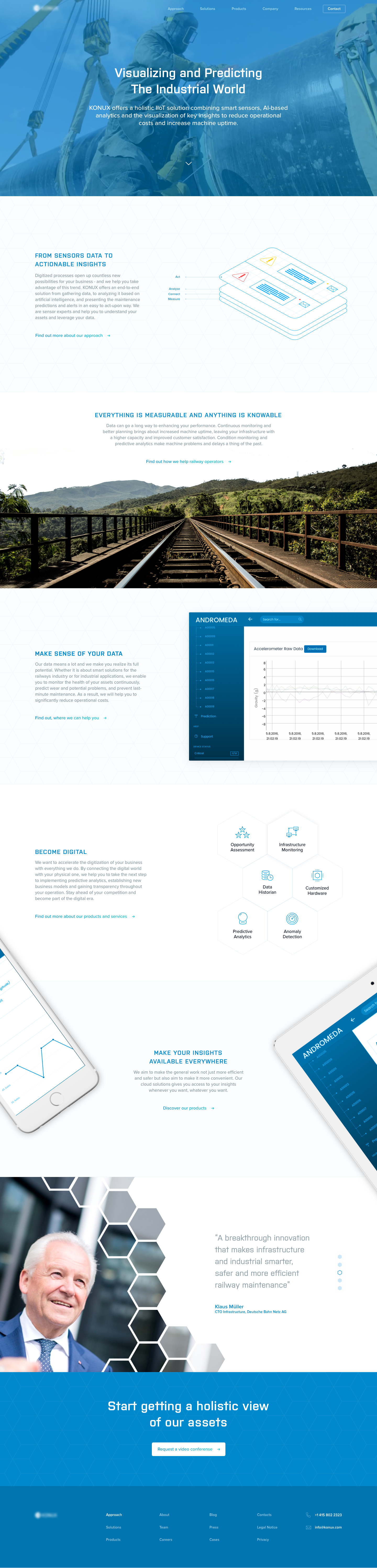 Homepage fin dribbble 1