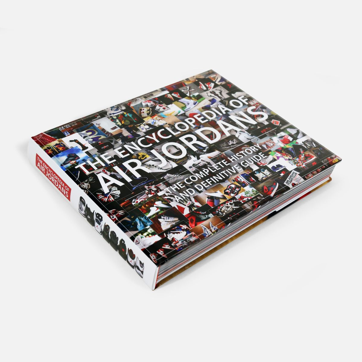 air jordan encyclopedia book