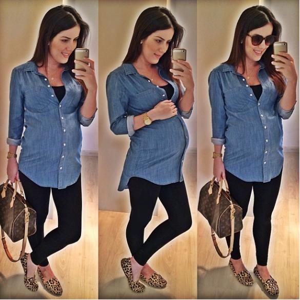 c41061f18ab468 DaniChevalierCarneiro - Blog Get Real … | Preggo Style | Moda …