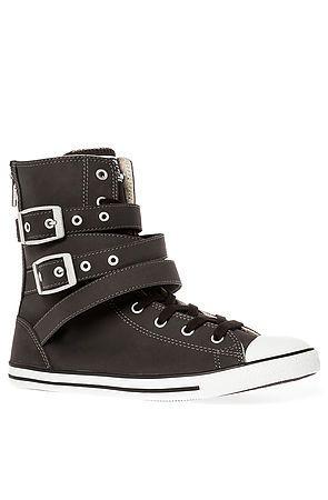 d168d57b8a7bb1 Converse Sneaker The Chuck Taylor All Star Sidney in Black