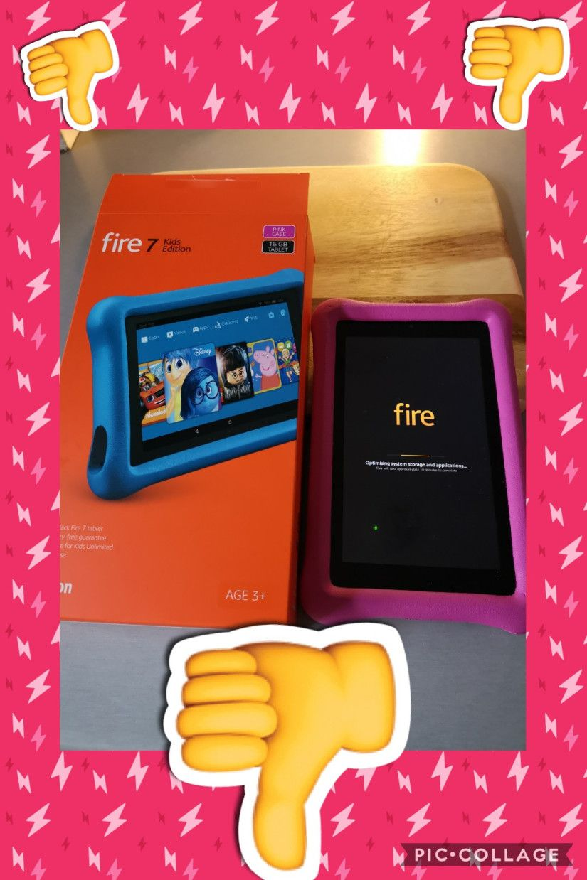 fire 7 kids edition review