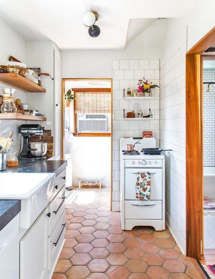 40+ Inspiring Tiny Kitchen Design Ideas for Small House Tiny Homes