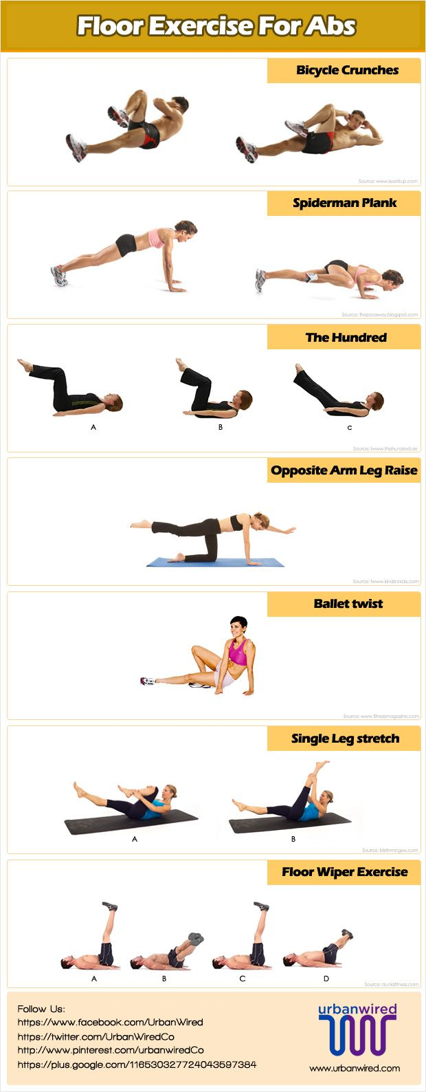19++ Ab workouts without getting on the floor trends