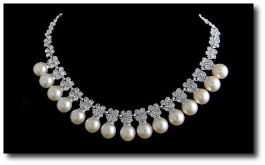 Pearl Necklace Png Google Search Jewelry Pearl Necklace Kundan Jewellery