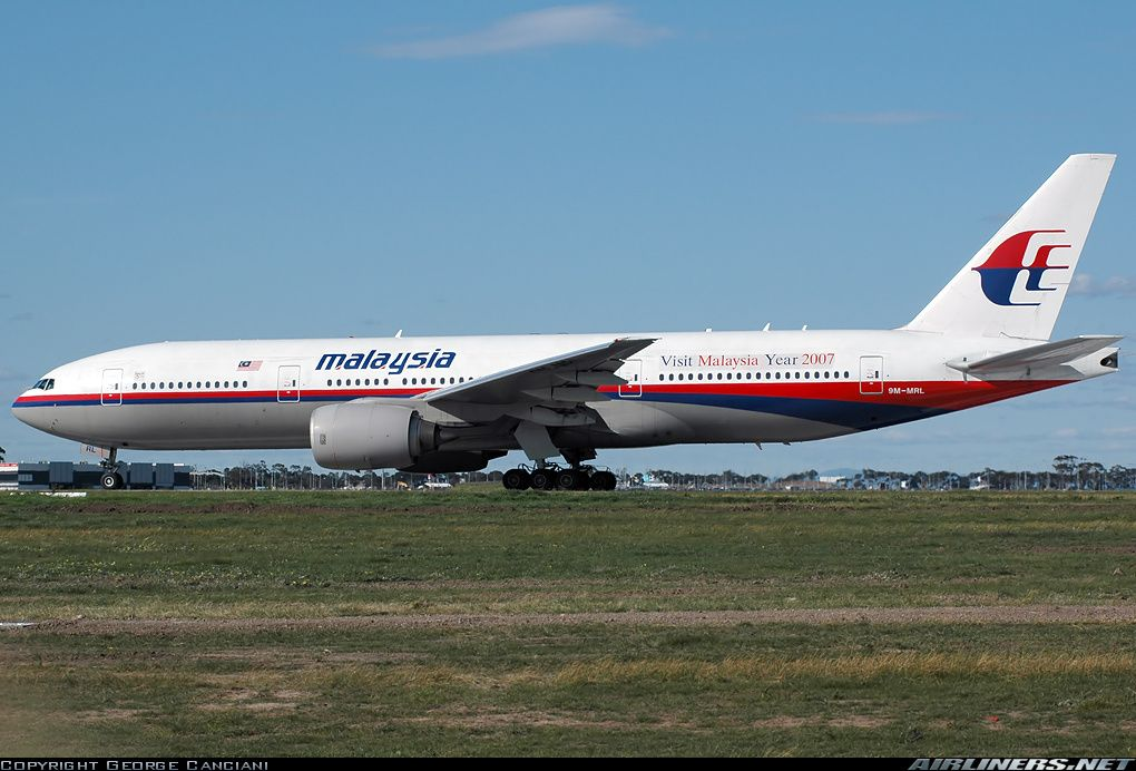 Malaysia Airlines Boeing 777-2H6/ER https://jetspectre com