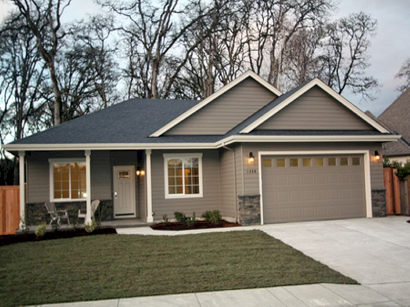 72 exterior house colors or ranch style homes | pinterest | ranch