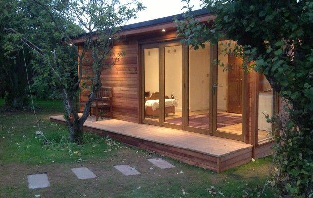 Thanks - Contemporary Garden Rooms - Garden Room, Garden Office ...