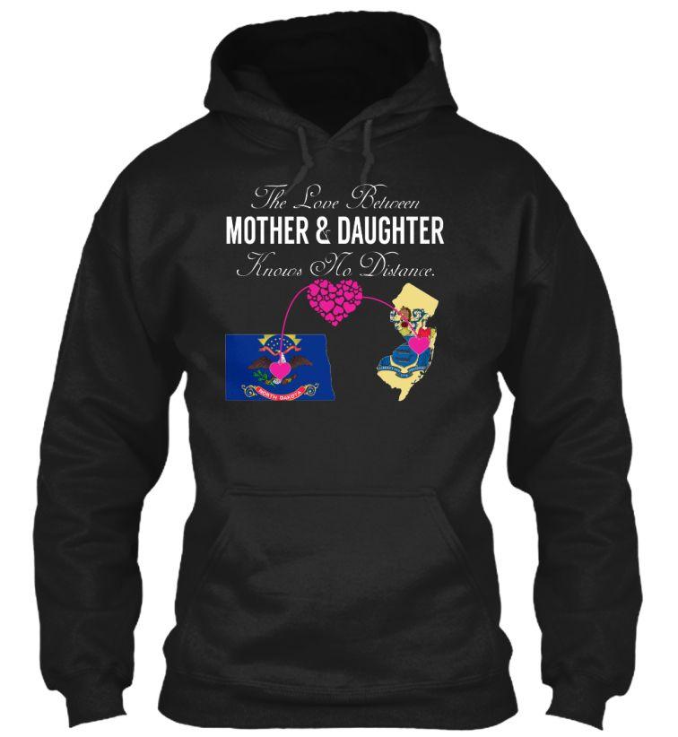Mother Daughter #NorthDakota-NewJersey