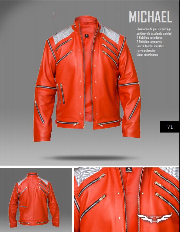 #Chaqueta modelo Michael Jackson. Corte clásico #moda