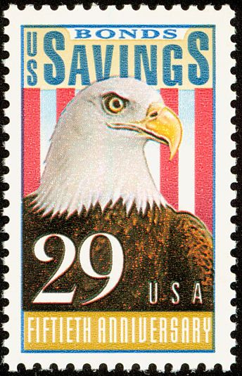 Bald Eagle Stamps
