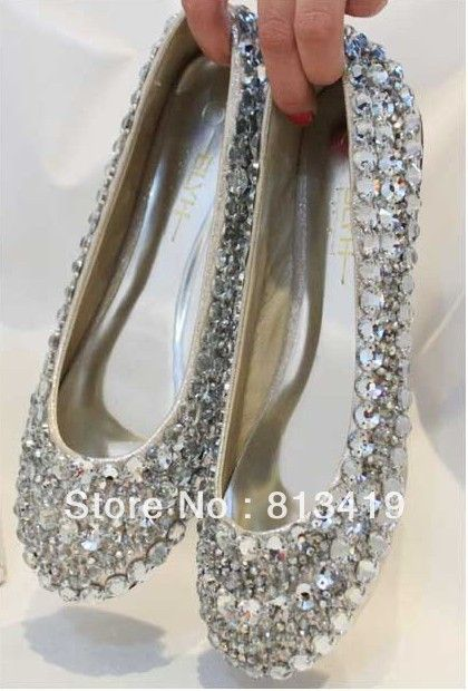 Wedding Shoes Bling Flats Rhinestone Bridal Flats Price Rhinestone Bridal Flats Price Trends Buy Rhinestone Bridal Bling Wedding Shoes Wedding Shoes