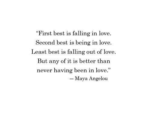 Love Quotes Maya Angelou Beauteous Maya Angelou Quote It Won't Work Until You Do  Google Search