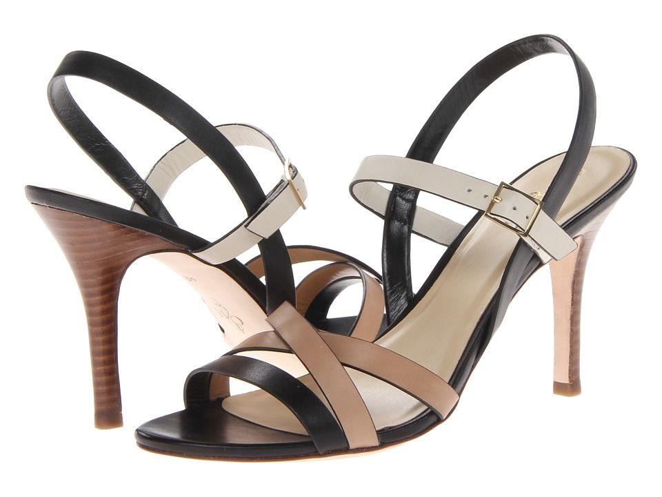 Womens Shoes Cole Haan Melrose Sandal Black Multi Calf