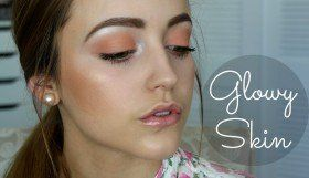LTL Favorites: GLOWING PEACH LOOK WITH DRUGSTORE PRODUCTS by KathleenLights