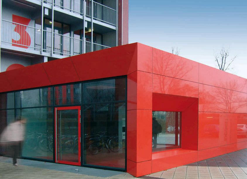 Alucobond Alucobond Contemporary Building