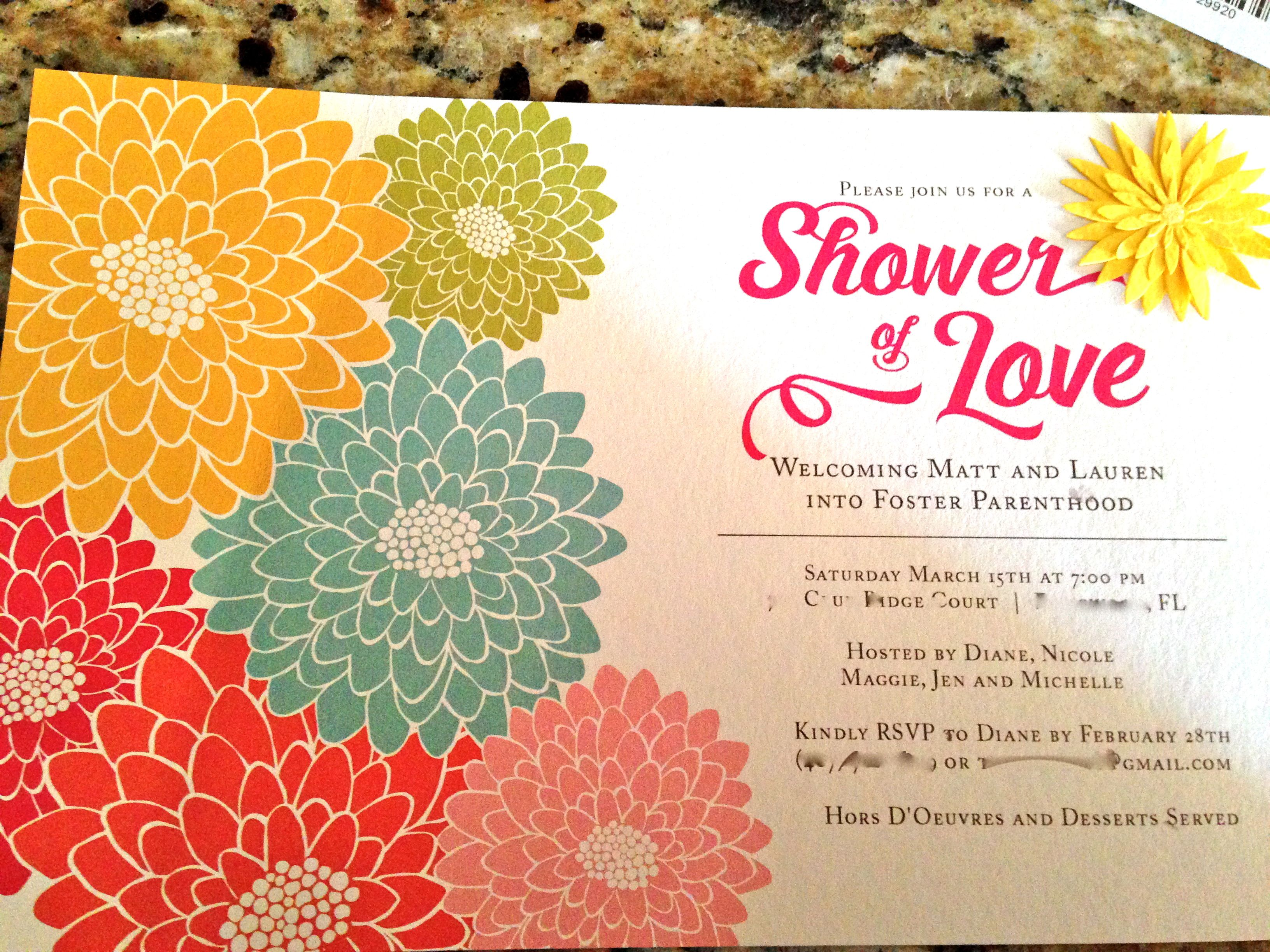 7 how to throw a foster shower fostering love and