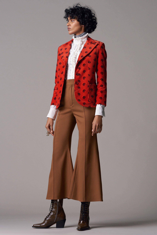 Chloé prefall fashion show collection fashion and boho
