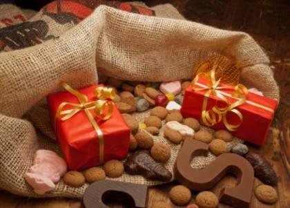 Sinterklaas feest - Echt Holland