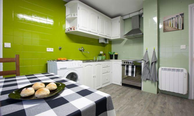 Como reformar la cocina sin hacer obra para m s - Hacer cocina de obra ...
