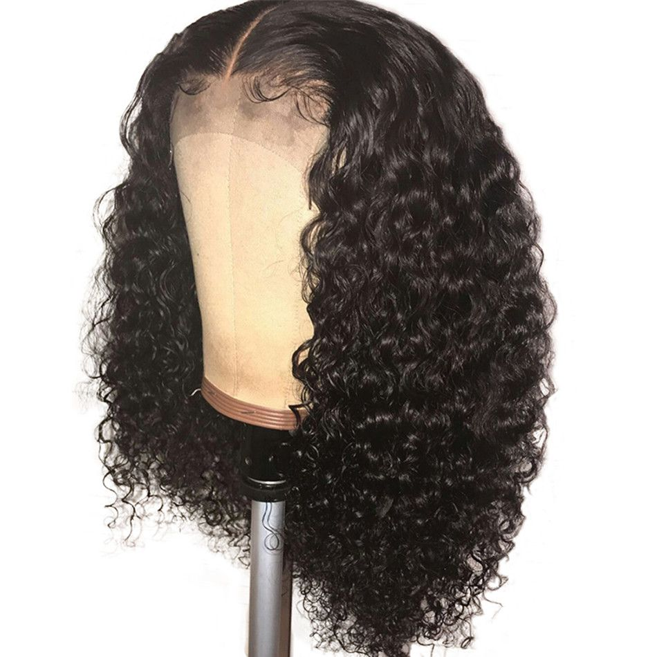 Wowebony Indian Remy Hair Natural Wave Bob Lace Front Wigs New12 Human Hair Lace Wigs Lace Front Wigs Human Hair Wigs